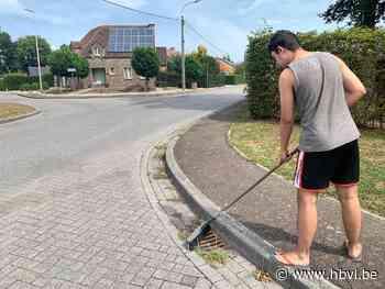 Genk roept inwoners op zelf rioolputjes zuiver te maken - Het Belang van Limburg