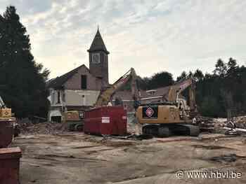 Clarissenklooster verdwijnt voor nieuwbouw (Genk) - Het Belang van Limburg