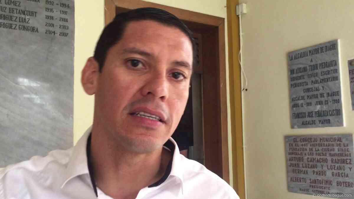 Fenalco dice no al 7x7 propuesto por el exconcejal Camilo Ernesto Delgado - Ondas de Ibagué