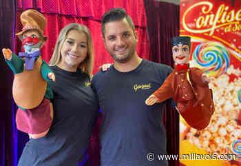 Millau. « Guignol et l'Arbre Enchanté », un spectacle pour les petits… et les grands ! - Millavois.com