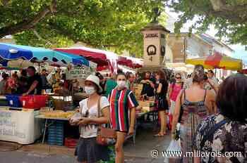 Millau. Le port du masque devient obligatoire sur tous les marchés - Millavois.com