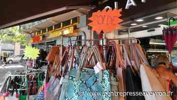 Millau : un bilan mitigé des soldes pour les commerçants - Centre Presse Aveyron