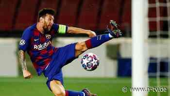 Bayern hat Respekt vor Superstar: Messi ist die größte Gefahr für Barça