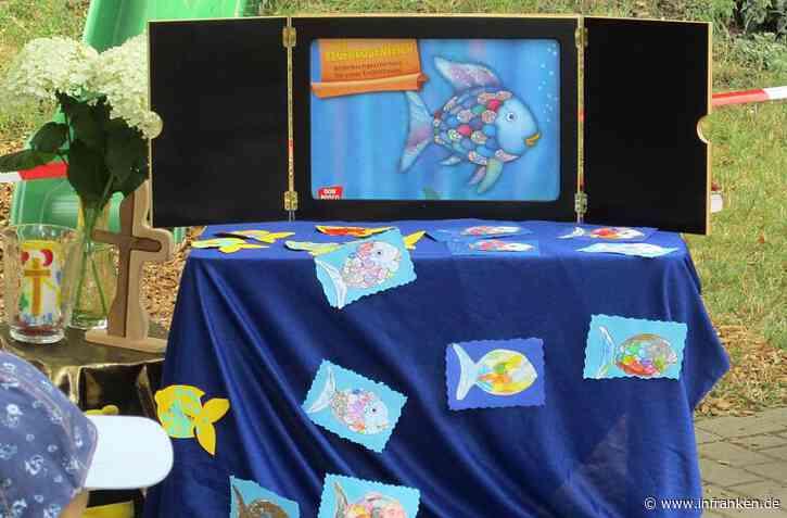 Willanzheimer Kindergarten verabschiedet drei Vorschulkinder
