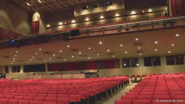 Hamilton's Christopher Jackson stars in virtual concert to benefit Popejoy Hall