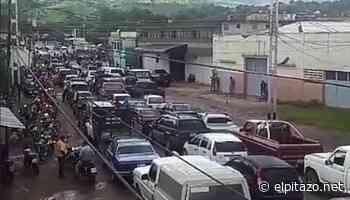 Guárico | Colapsan de vehículos colas de gasolina en Altagracia de Orituco - El Pitazo