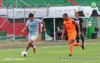 Liga de Portoviejo perdió en un cotejo amistoso frente al Manta FC - El Comercio (Ecuador)
