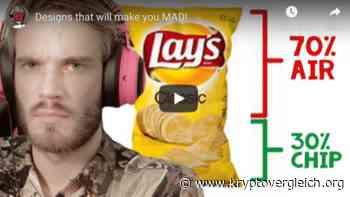YouTube Superstar PewDiePie unterstützt Tron (TRX) und... - Kryptovergleich.org