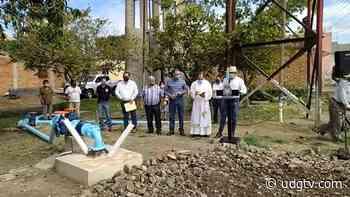 Instalan pozo de agua potable en Margaritas comunidad de Atotonilco el Alto - UDG TV