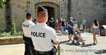 À Concarneau, la préfecture et le maire veulent étendre le port du masque - Le Télégramme