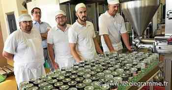 À la Biscuiterie de Concarneau, 10 000 pots de caramel au beurre salé sont produits cette semaine - Le Télégramme