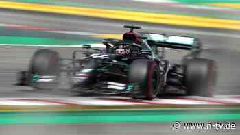 Mercedes-Übermacht gestoppt?: Formel 1 bremst Hamilton und Bottas aus