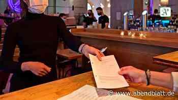 Newsblog für Norddeutschland: Missbrauch von Kontaktlisten – Bußgelder für Restaurants