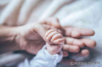 Laguna: Bebê de 22 dias engasga com leite materno e é salva por bombeiros - Notisul