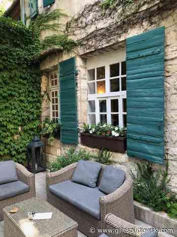 Villeneuve-les-Avignon : dormir au Prieuré | Le blog de Gilles Pudlowski - Les Pieds dans le Plat - Les pieds dans le plat