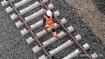 Mega-Investitionen und Ruhestand: Scheitern Bahn-Pläne an fehlendem Personal?