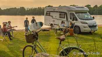 Für die Familie: Hobby-Reisemobile zum kleinen Preis