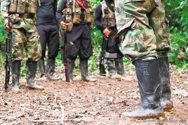 Reportan disputas territoriales entre dos disidencias de las Farc en El Patía (Cauca) - El Espectador