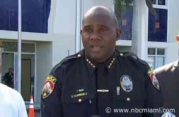 Opa-locka Police Chief Removed From Job After Investigation