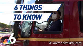 6 Things to Know – Firefighters Share COVID Survival Story, Bodycam Shows Local Cop Kneeling on Man
