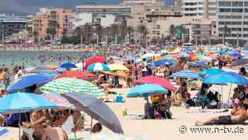 Urlaubsinsel Mallorca betroffen: Spanien wird zum Risikogebiet erklärt