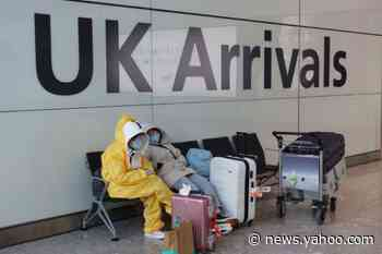 From travel to eating out: The social impacts of coronavirus on Britain - Yahoo News