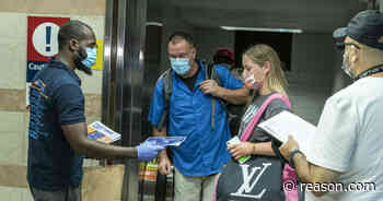 Pandemic Restrictions Are Eroding Our Freedom To Travel - Reason
