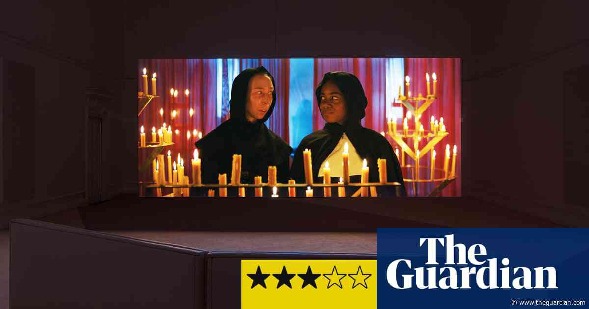 Sophie Cundale review – boxing meets Blackadder in a maggoty mash-up