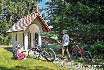 Urlaub daheim: Radeln im Steinwald als Balsam für die Seele - Frankenpost