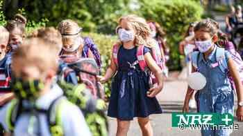 Dinslaken: Gelungener Schulstart in Zeiten von Corona - NRZ