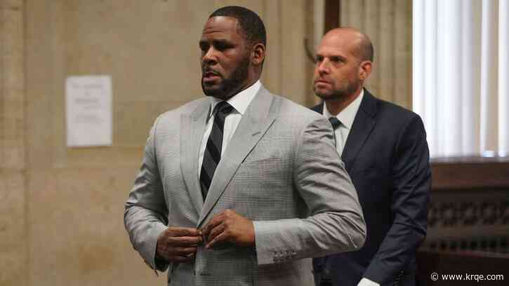 R. Kelly's manager charged with making threatening call to theater showing 'Surviving R. Kelly'