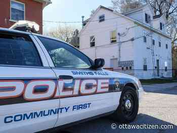 Smiths Falls man, 20, charged after axe thrown in road rage incident
