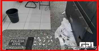 Polícia Civil prende dois jovens por tráfico de drogas em Timon - GP1