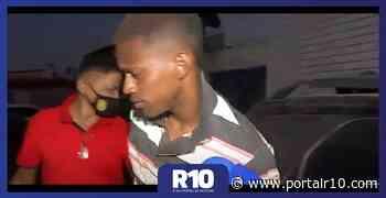 Vídeo:ROCAM/Timon persegue e prende ladrão com arma de fogo e moto roubada - Portal R10