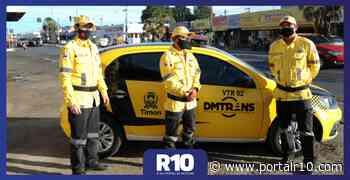 Departamento Municipal de Trânsito de Timon segue com atividades essenciais - Portal R10