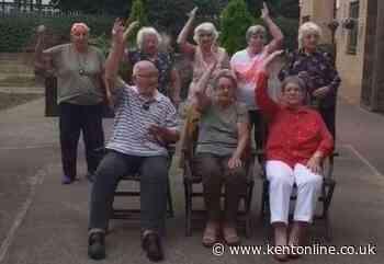 TikTok trend tempts out dancing pensioners