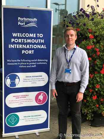 Portsmouth recognised for Covid-19 procedures