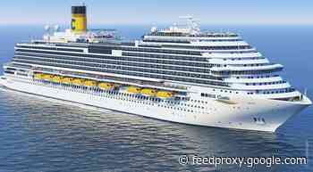 Costa Cruises comeback voyages open to Italy guests only