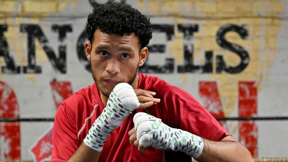 Benavidez misses weight, stripped of WBC title