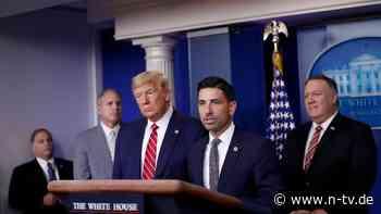 """Spitze der """"Homeland Security"""": Trump besetzte Ministerposten rechtswidrig"""