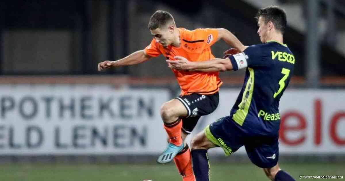 Feyenoord strikt 'buitengewoon talent': 'Antonucci heeft Ronald de Boer-beweging'