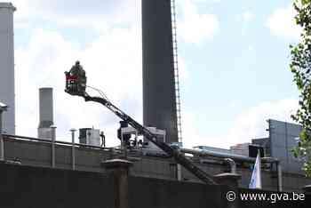 Opnieuw brand bij metaalverwerkend bedrijf Umicore in Hoboken - Gazet van Antwerpen
