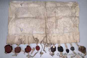 Visite des Archives municipales de Rouffach Archives municipales Rouffach - Unidivers