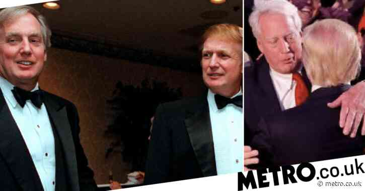 Donald Trump's brother Robert gravely-ill in hospital with undisclosed illness