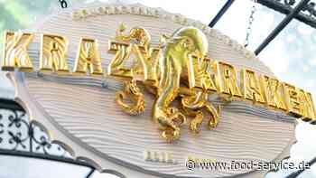 Insolvenz Krazy Kraken/Mook Group: Betrieb läuft in vollem Umfang weiter - FOOD SERVICE