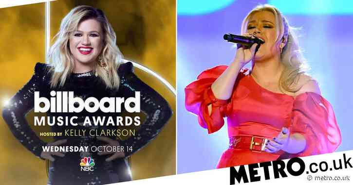 Billboard Music Awards 2020 will finally take place in October as Kelly Clarkson returns to host