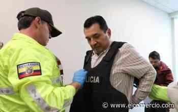 Exjefe de Inteligencia del correísmo fue sentenciado a nueve años de cárcel por el secuestro de Fernando Balda