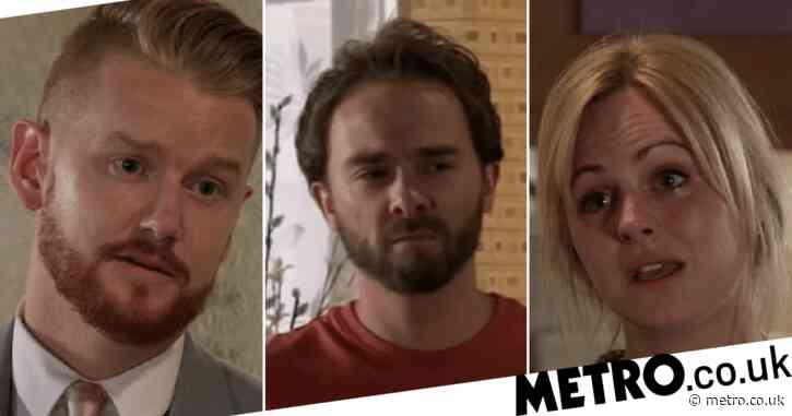 Coronation Street spoilers: David Platt exposes Gary and Sarah's big secret to Maria?