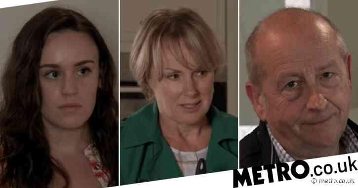 Coronation Street spoilers: Faye Windass exposes Geoff Metcalfe after he abuses Sally?