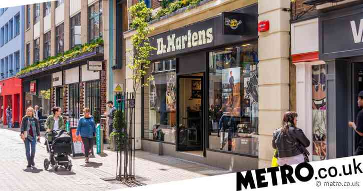 Dr Martens repays furlough money to Government after sales boom